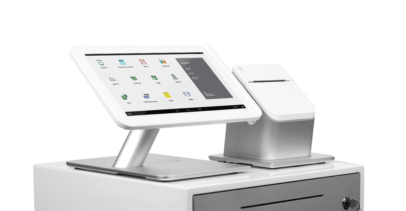 Integrate pos terminal with